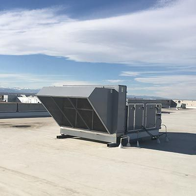 Evaporative & Swamp Cooling Installation & Repair